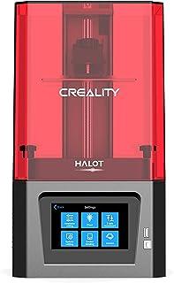 Creality HALOT-ONE - Impresora 3D de resina, compatible con función WiFi, fuente de luz integral precisa, corte eficiente ...