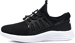 KUULAND Kids Shoes Girls Boys Sneakers Breathable Lightweight Running Shoes