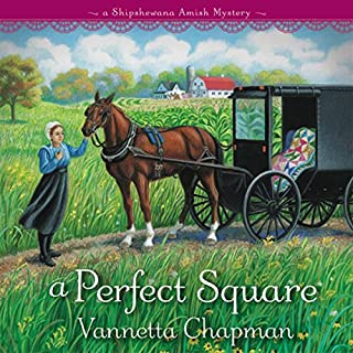 A Perfect Square audiobook cover art