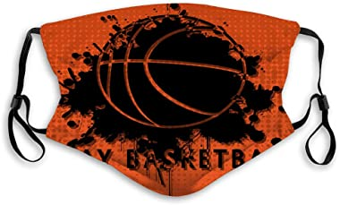 NYNELSONG Washable Reusable Dust Shield for Men Kids Teens Play Basketball