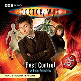 Doctor Who: Pest Control (Unabridged) audiobook cover art