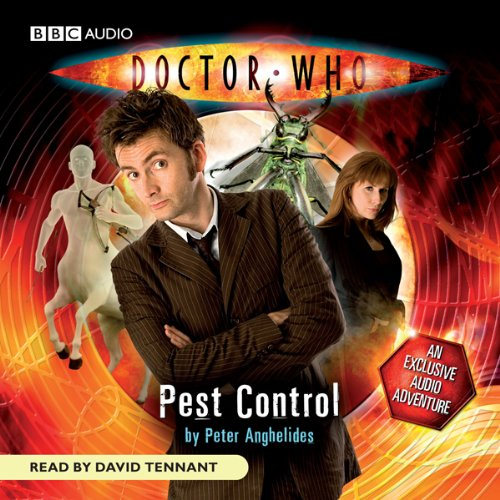 Doctor Who: Pest Control (Unabridged) Titelbild