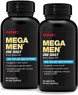 GNC GNC Mega Men One Daily - Twin Pack