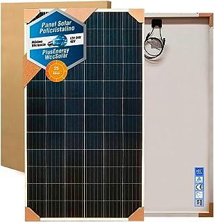 Panel Solar Policristalino 12V/24V 270W Alta Eficiencia -PlusEnergy