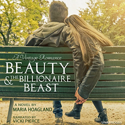 Beauty and the Billionaire Beast: A Vintage Romance  audiobook cover art