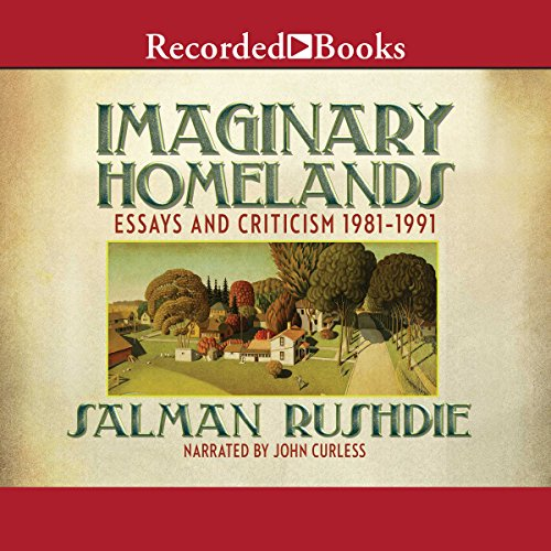 Imaginary Homelands audiobook cover art