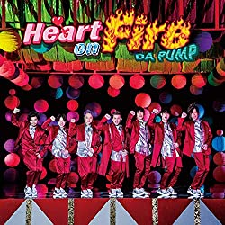 Heart on Fire(CD+DVD)