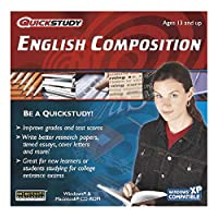 QuickStudy English Composition (輸入版)