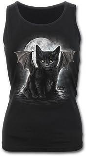 Spiral Direct Women's Bat Cat-Razor Back Top Vest