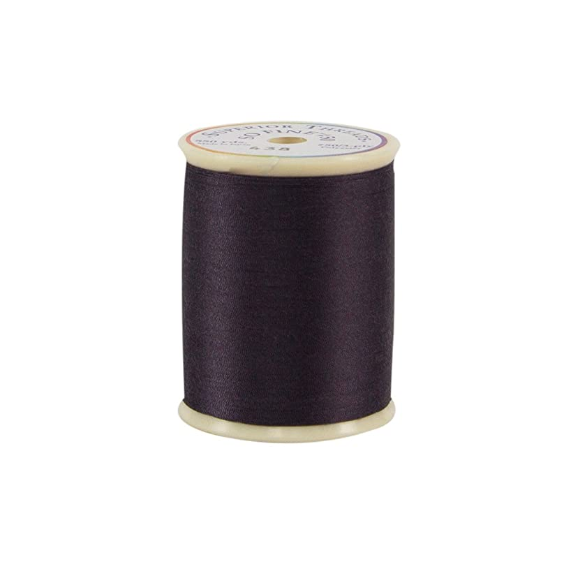 Superior Threads 11601A-438 So Fine Mulberry 3-Ply 50W Polyester Thread, 550 yd