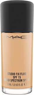MAC- STUDIO FIX FLUID SPF15 FOUNDATION -LIQUID-30ML