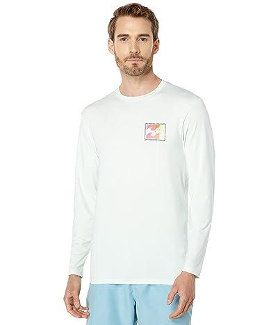 Billabong Crayon Wave Loose Fit Long Sleeve Surf Tee