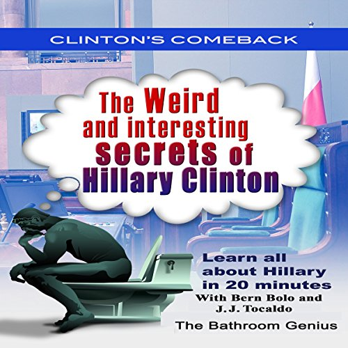 Clinton's Comeback audiobook cover art