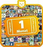 Tiger Media Deutschland GmbH Tigerbox Touch Tigerticket-1 Monats ABO für Tigertones Streamingdienst-Premium-Zugang