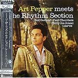 "ART PEPPER MEETS THE RHYTHM SECTION アート・ペッパー・ミーツ・ザ・リズム・セクション [12"" Analog LP Record]"