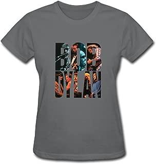 FEDNS Women's Bob Dylan T Shirt