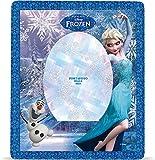 Star Licensing Disney Frozen Portafoto Verticale, Legno, Multicolore, 1x10x15 cm