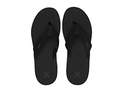 Hurley Lunar Sandal (Black) Men