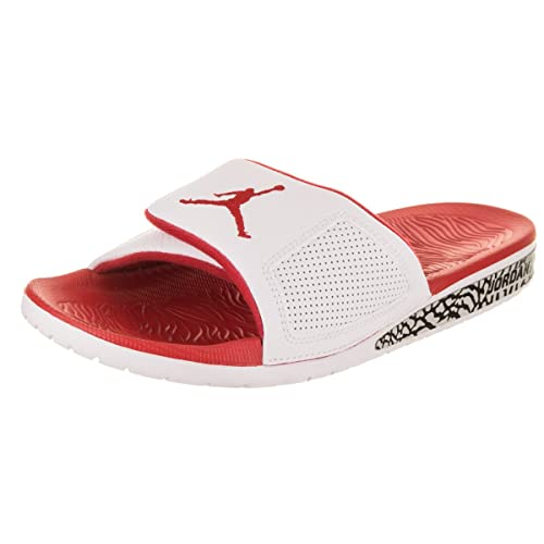 san francisco 55d95 38bb0 Jordan Men s Hydro III Retro Slide Sandal