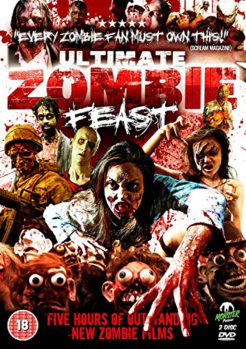 ULTIMATE ZOMBIE FEAST (Monster Pictures) (DOUBLE DISC SPECIAL EDITION DVD BOX SET)...