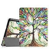 Fintie Étui Housse pour Samsung Galaxy Tab S2 9.7' T810N / T815N / T813N / T819N - Ultra-Mince et Léger PU Cuir Coque...