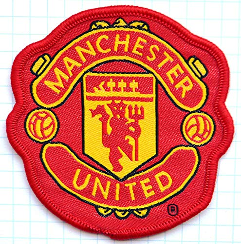 Manchester United Patch Aufnäher Football Club Sport