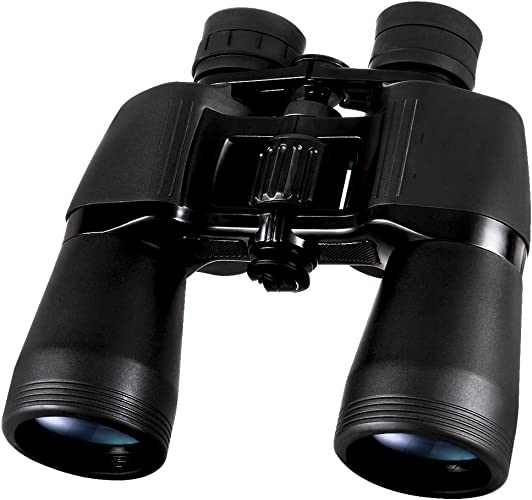 WANGMOO Jumelles Zoom 10-22x50 avec Prisme étanche