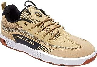 DC Shoes Men's Legacy 98 Slim S Skate Shoes Tan Camo