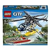 LEGO City Police - Persecución en helicóptero (60067)