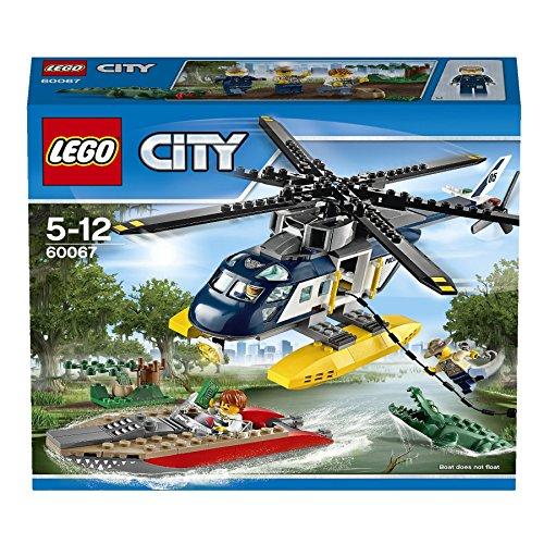 Lego 60067 - City - Verfolgungsjagd im Hubschrauber