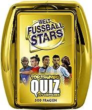 Top Trumps Weltfußball Stars Fußball Spiel Kartenspiell Quartett Quartettspiel