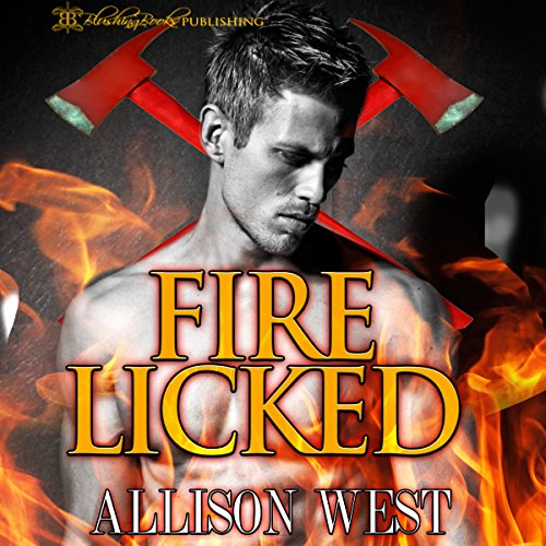 Fire Licked audiobook cover art