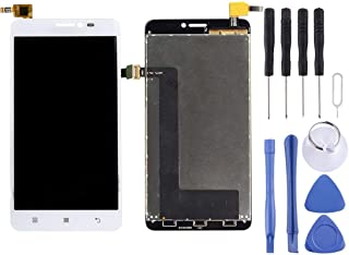 SHUHAN LCD Screen Phone Repair Part LCD Screen and Digitizer Full Assembly for Lenovo S850 / S850T Mobile Phone Accessory