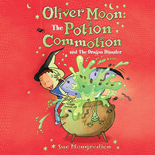 Oliver Moon cover art