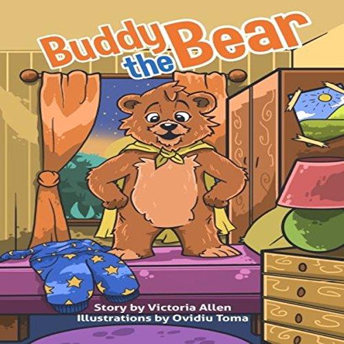 Buddy the Bear audiobook cover art