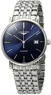 The Longines Elegant Collection Stainless Steel L4.910.4.92.6