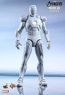 hot toys iron man mark 7 sub zero