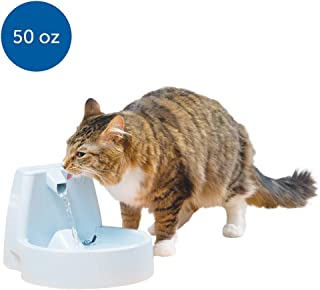 PetSafe Drinkwell Cat and Dog Water Fountain – Butterfly or Original Pet Drinking..