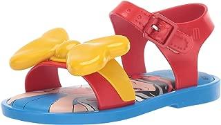 Mini Melissa Kids' Mini Mar Sandal + Snow White Slipper