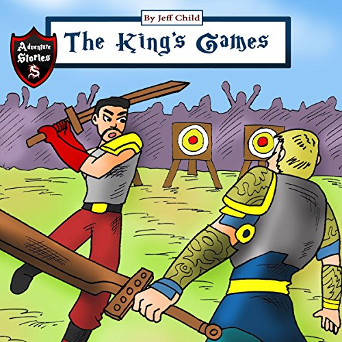 The King's Games: Diary of a Competitive King audiobook cover art