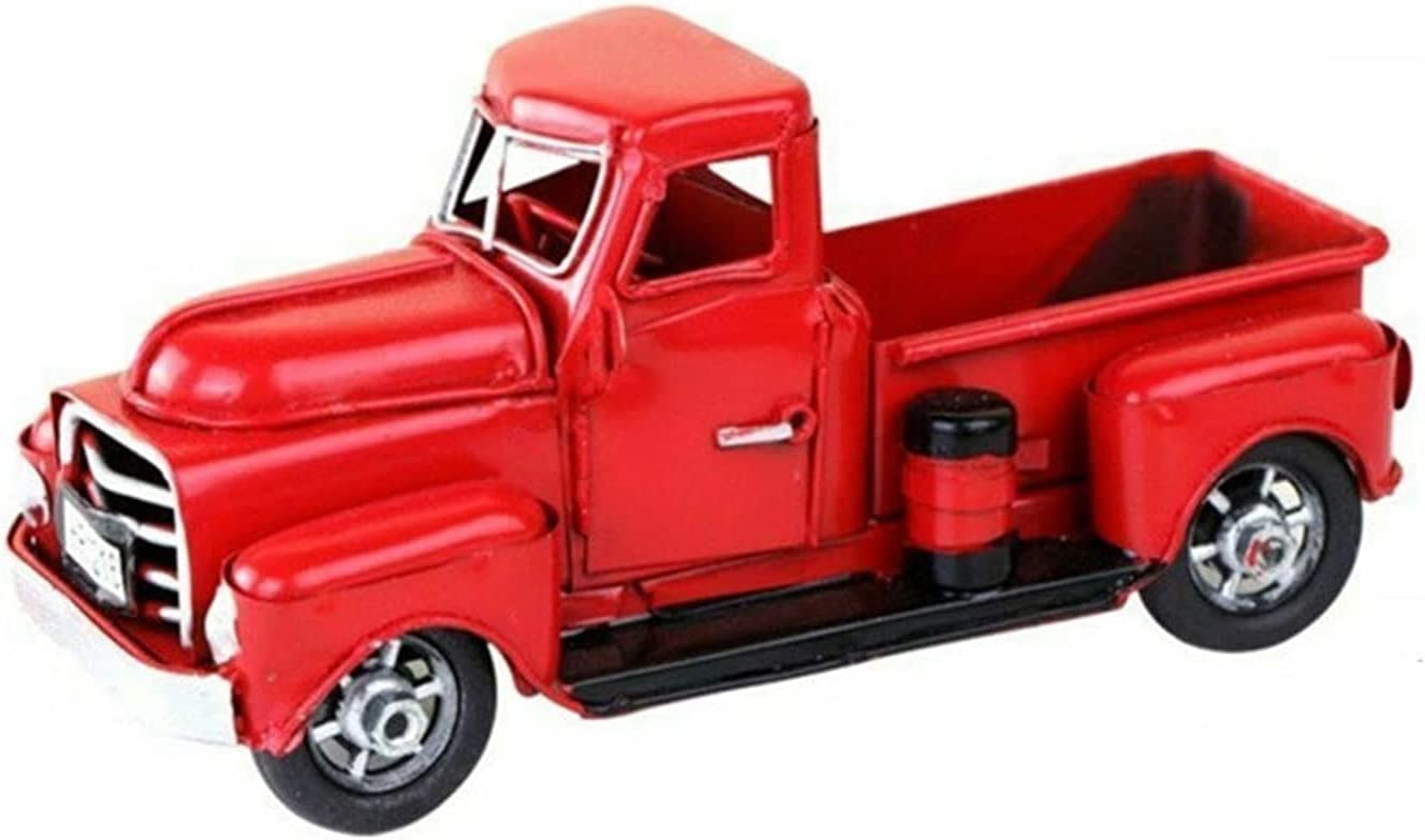 Hging Metal Antique Max 49% OFF Vintage Car Handcrafted Co Popular standard Collections Model