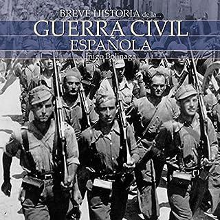 Breve historia de la Guerra Civil Española audiobook cover art