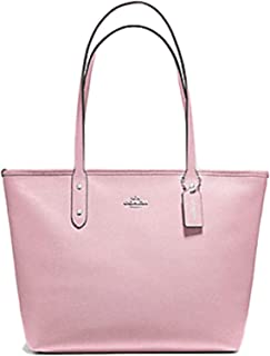 Best pink coach tote Reviews