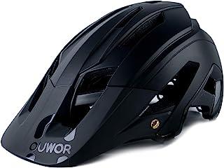 OUWOR Mountain Bike MTB Helmet