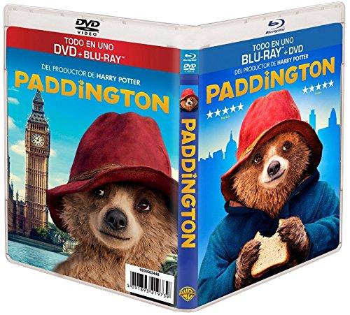 Paddington (BD + DVD + Copia Digital) [Blu-ray]