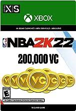 NBA 2K22: 200,000 VC - Xbox [Digital Code]