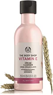The Body Shop Vitamin E Cream Cleanser, 8.4 Ounce