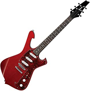 Ibanez Signature FRM100-TR Paul Gilbert transparent red