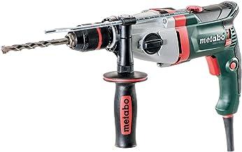 Metabo 600783500 600783500-Taladro percutor SBEV 1000-2 (portabrocas Futuro Plus) 1000W con maletín, 1000 W, 230 V