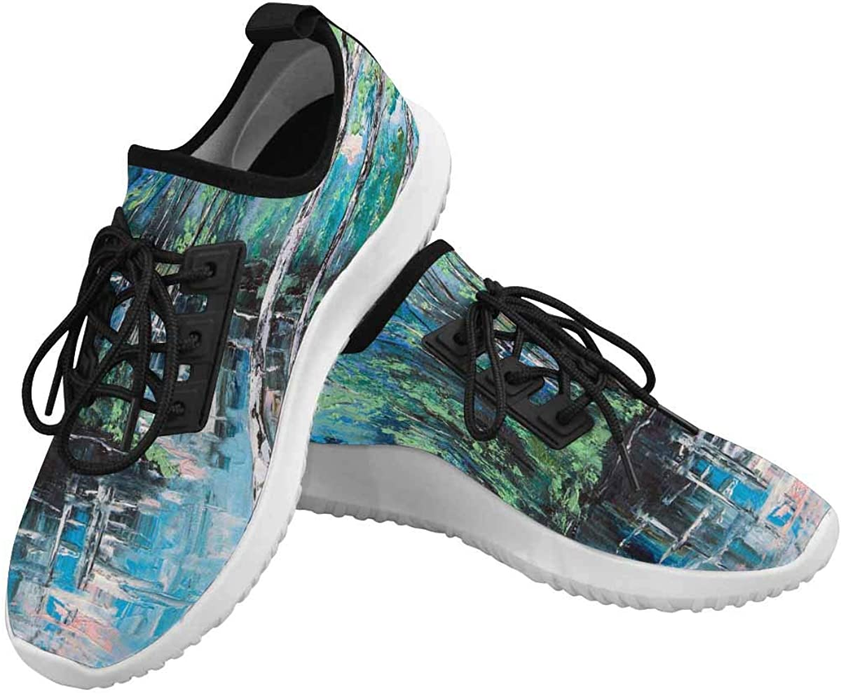 INTERESTPRINT OFFicial store Dolphin Ultra At the price of surprise Light Sneakers Running S Women Shoes